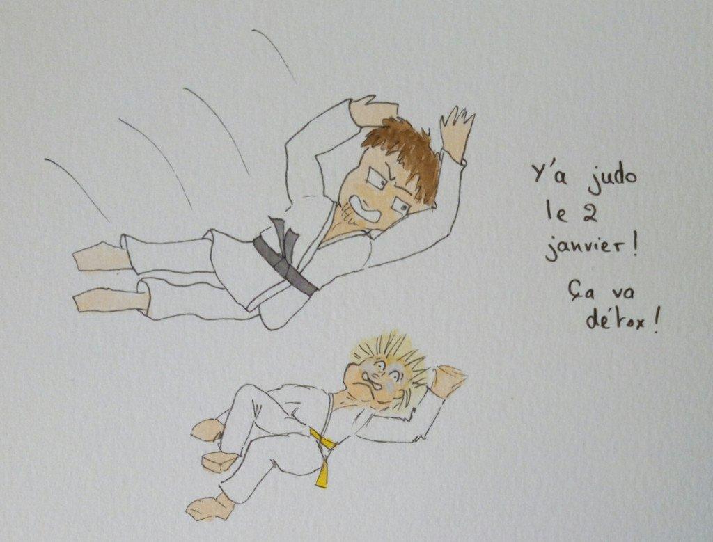 judo 2 janvier